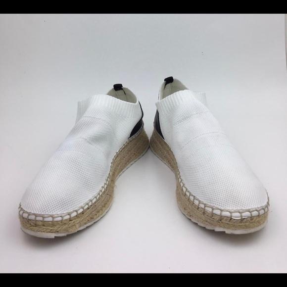 Marc Fisher LTD Jilly Espadrille Sneaker sz 8